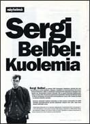 Sergi Belbel: Kuolemia
