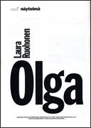Laura Ruohonen: Olga