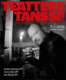 &Tanssi+Sirkus 7/2014