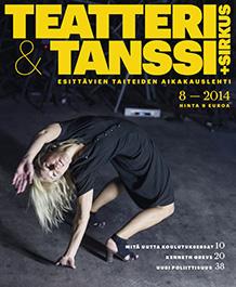 &Tanssi+Sirkus 8/2014