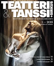 &Tanssi+Sirkus 1/2015