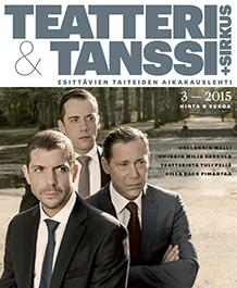 &Tanssi+Sirkus 3/2015