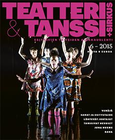 &Tanssi+Sirkus 6/2015