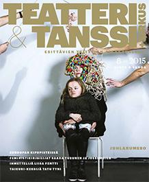 &Tanssi+Sirkus 8/2015