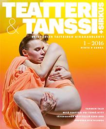 &Tanssi+Sirkus 1/2016