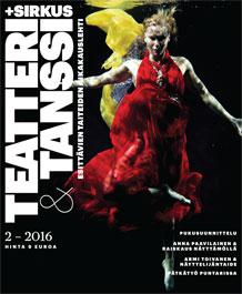 &Tanssi+Sirkus 2/2016