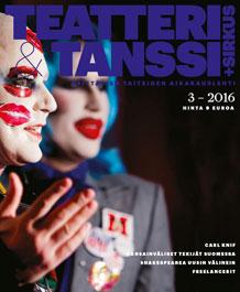 &Tanssi+Sirkus 3/2016
