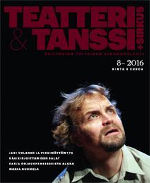 &Tanssi+Sirkus 8/2016