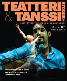 &Tanssi+Sirkus-lehti 3/2017