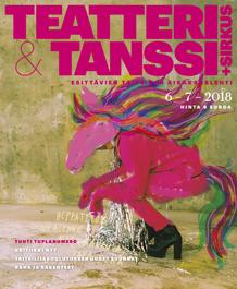 &Tanssi+Sirkus 6-7/2018