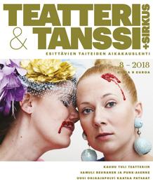 &Tanssi+Sirkus 8/2018