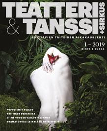 &Tanssi+Sirkus 1/2019