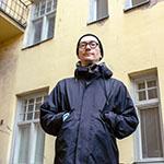 Tuomas Norvio. Kuva Anna Leinonen