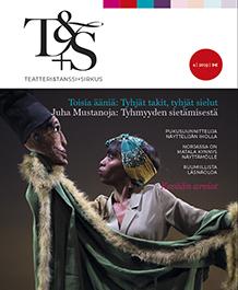 &Tanssi+Sirkus 4/2019