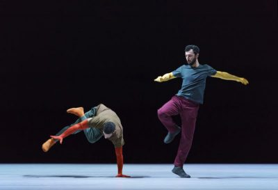 Kuva: A Quiet Evening of Dance by William Forsythe, HJV