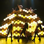 Hot Brown Honey -esitys, kuvaaja Dylan Evans