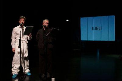 Juha Valkeapää ja Heidi Soidinsalo