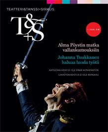 &Tanssi+Sirkus 1/2020