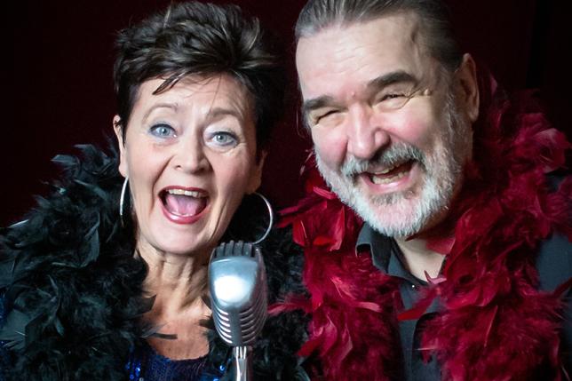Johanna Ringbom ja Iiro Salmi, kuvaaja Pette Rissanen.
